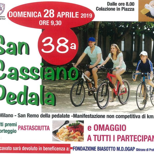38° San Cassiano Pedala